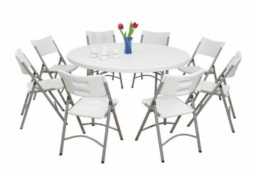 Folding Table and Chairs Package 1 - National Public Seating