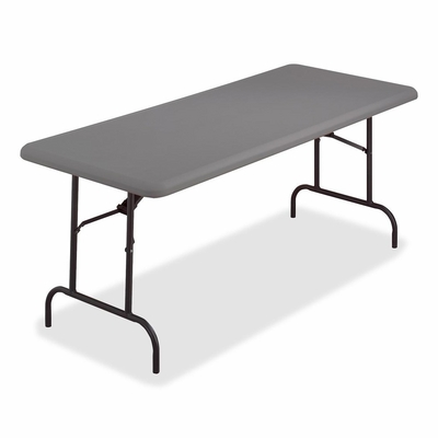Folding Table - Charcoal - ICE65217