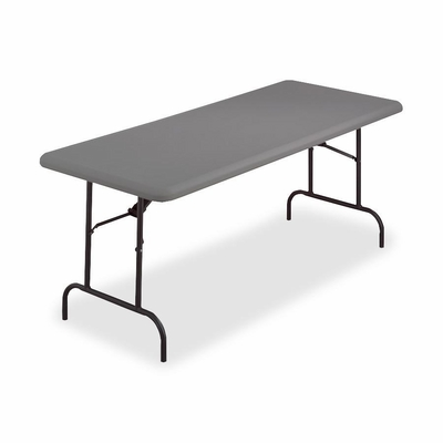 Folding Table - Charcoal - ICE65227
