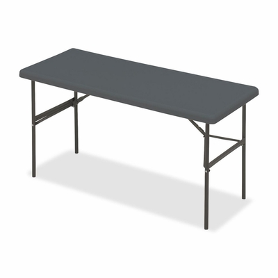 Folding Table - Charcoal - ICE65377