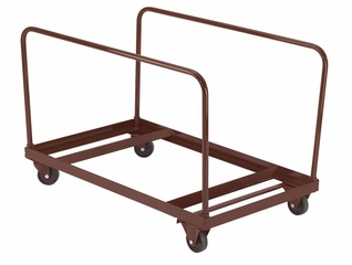 "Folding Table Dolly (60"" Round Table) - National Public Seating - DY-60R"