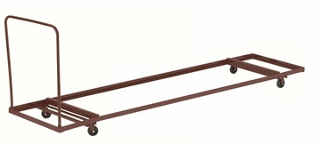 "Folding Table Dolly (Max 96"" L) - National Public Seating - DY-3096"