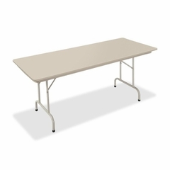Folding Table - Light Gray - BSXFTD3060QQ