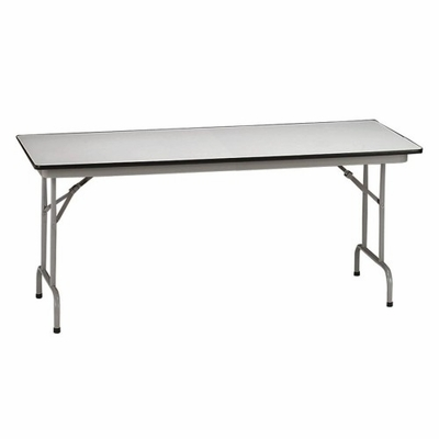 Folding Table - Light Gray - BSXFTD3072QQ