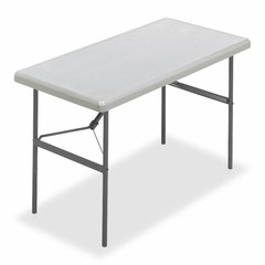 Folding Table - Platinum - ICE65203