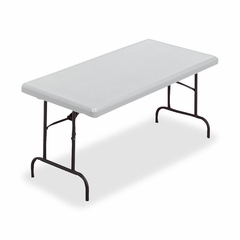Folding Table - Platinum - ICE65213