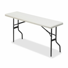 Folding Table - Platinum - ICE65363