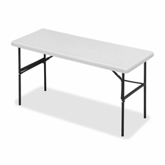 Folding Table - Platinum - ICE65373