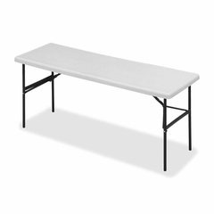 Folding Table - Platinum - ICE65383