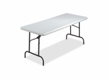 Folding Table - Platinum - LLR12346