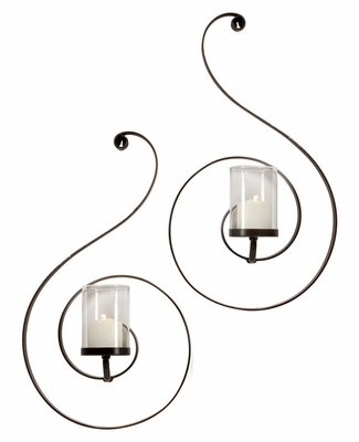 Forte Sconces (Set of 2) - IMAX - 56045-2
