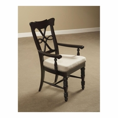 Fox Run Upholstered Arm Chair - Set of 2 - Largo - LARGO-ST-D2370-242