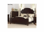 Fox Run Wood Post Bed in Chocolate - Largo - LARGO-ST-B2370-X6
