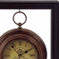 Framed Clock - IMAX - 1625