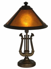 Freeport Mica Accent Lamp - Dale Tiffany - TA90190