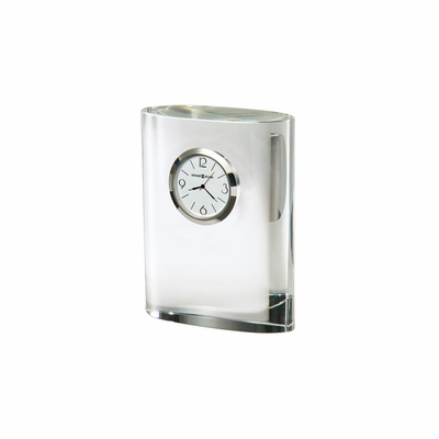 Fresco Crystal Table Clock - Howard Miller
