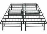 "Full 14"" Metal Bed Frame - Boyd Specialty Sleep - MFP00112DB"