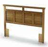 Full/Queen Headboard in Golden Oak - Versa - South Shore Furniture - 3181256