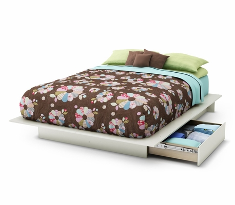Full/Queen Platform Bed (54/60