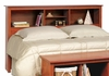 Full / Queen Size Headboard in Cherry - Monterey Collection - Prepac Furniture - CSH-6643