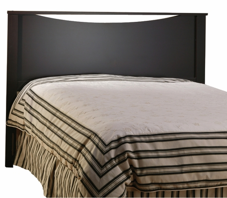 Full / Queen Size Headboard in Chocolate - South Shore Furniture - 3159270