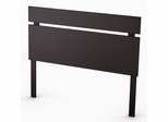 Full/Queen Size Headboard in Chocolate - South Shore Furniture - 3259270