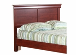 Full / Queen Size Headboard in Classic Cherry - South Shore Furniture - 3168277