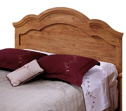 Full / Queen Size Headboard in Country Pine - South Shore Furniture - 3232287