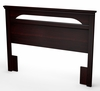 Full/Queen Size Headboard in Dark Mahogany - Noble - South Shore Furniture - 3516256