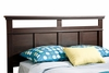 Full/Queen Size Headboard in Ebony - South Shore Furniture - 3177256
