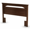 Full/Queen Size Headboard in Sumptuous Cherry - Noble - South Shore Furniture - 3656256