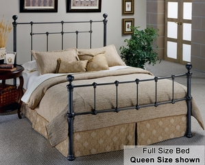 Full Size Bed - Bowman Full Size Metal Bed