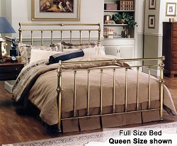 Full Size Bed - Charleston Full Size Metal Bed
