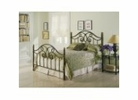 Full Size Bed - Dynasty Full Size Bed in Autumn Brown - Fashion Bed Group - B91N54