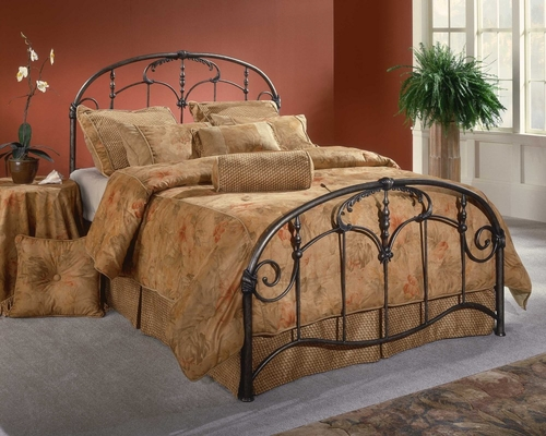Full Size Bed - Jacqueline Full Size Bed - Hillsdale Furniture