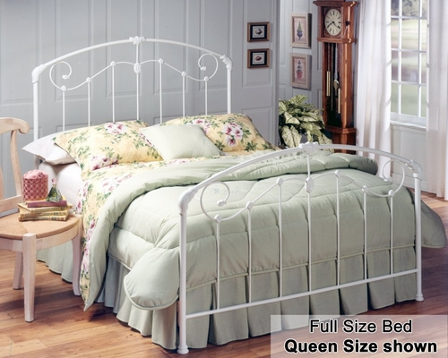 Full Size Bed - Maddie Full Size Metal Bed