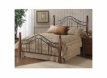 Full Size Bed - Madison Full Size Bed - Hillsdale Furniture