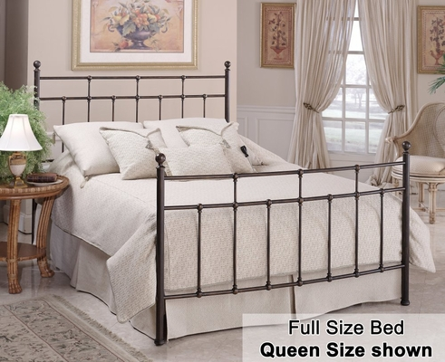 Full Size Bed - Providence Full Size Metal Bed