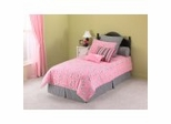 Full Size Comforter Set - 4-Piece Emsemble in Cleo Pattern - 80JQ311CLE