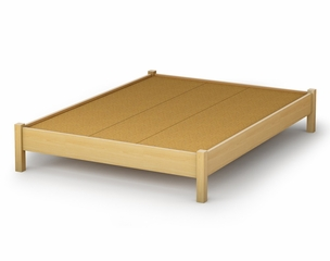 Full Size Platform Bed - Step One - South Shore Furniture - 3013204