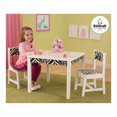 Funky Table & 2 Chair Set - KidKraft