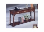 Furniture DMI - Rectangular Sofa Table in Mahogany - 7350-82
