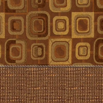Futon Chair Cover in Amber Radiance - 28