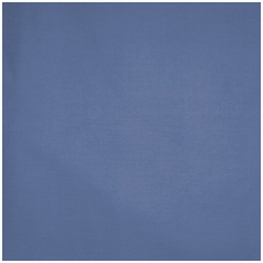 "Futon Cover in Royal Blue - Full Size 6"" Solid Poly Cotton - 33-3164-607"