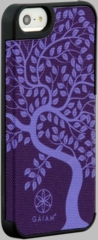 Gaiam iPhone 5 Tree of Life Pattern Fabric Case