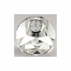 Galaxy Crystal Table Clock - Howard Miller