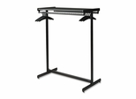 Garment Rack - 64 Hanger Capacity - Black - QRT20314