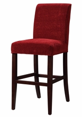 "Garnet Chenille ""Slip Over"" for Counter Stool or Bar Stool - Powell Furniture - 742-201Z"