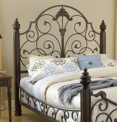 Gastone Full/Queen Size Headboard with Frame - Hillsdale Furniture - 1606HFQR