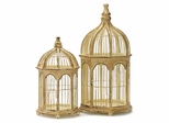 Gazebo Birdcages (Set of 2) - IMAX - 8425-2